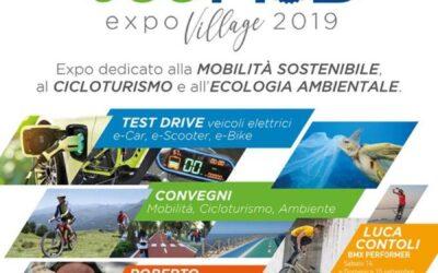 Expo dedicato alla mobilità sostenibile, al cicloturismo e all'ecologia ambientale